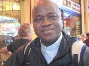 Père René Kouamé Koffi