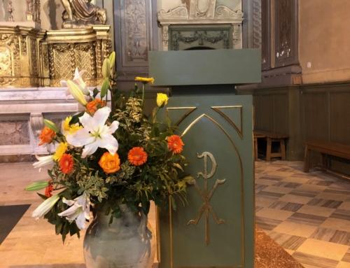 Homélie du Père Joseph du II° Dimanche de Pâques, Divine Miséricorde, année B (2021)