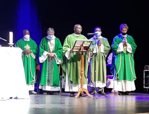Messe de rentrée paroissiale au Phare : témoignage de Ludovic Teysseyre