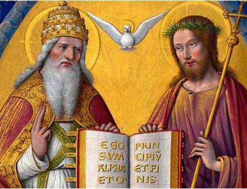 Un mois dans la communion de la Trinité Sainte!